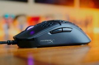 Обзор HyperX Pulsefire Haste быстрой и лёгкой игровой мыши — Отзывы TehnObzor