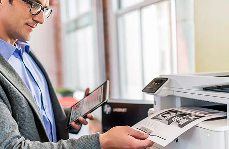 Может ли струйный принтер печатать на фотобумаге?
