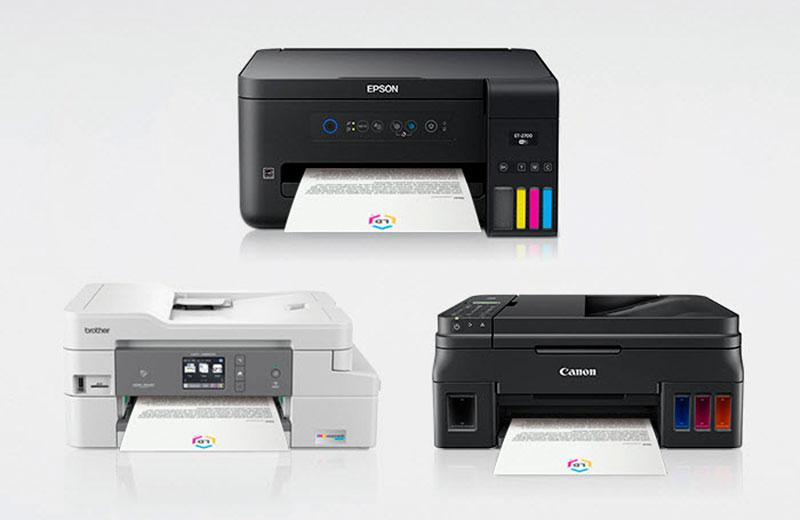 Рейтинг ТОП 5 лучших струйных принтеров 2021 года