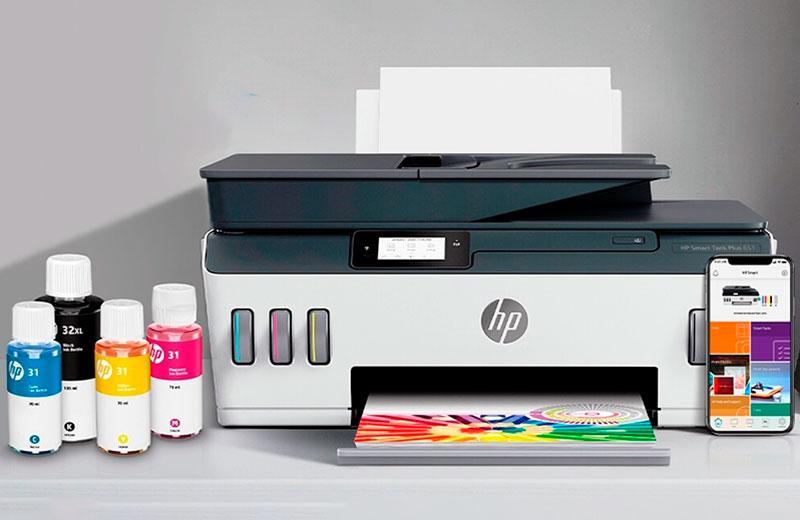 На какие принтеры чернила дешевле