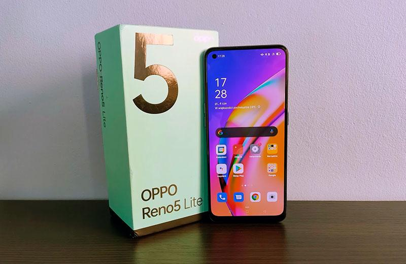 Обзор Oppo Reno 5 Lite