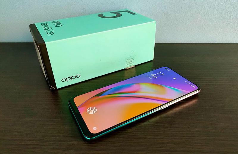 Oppo Reno 5 Lite отзывы