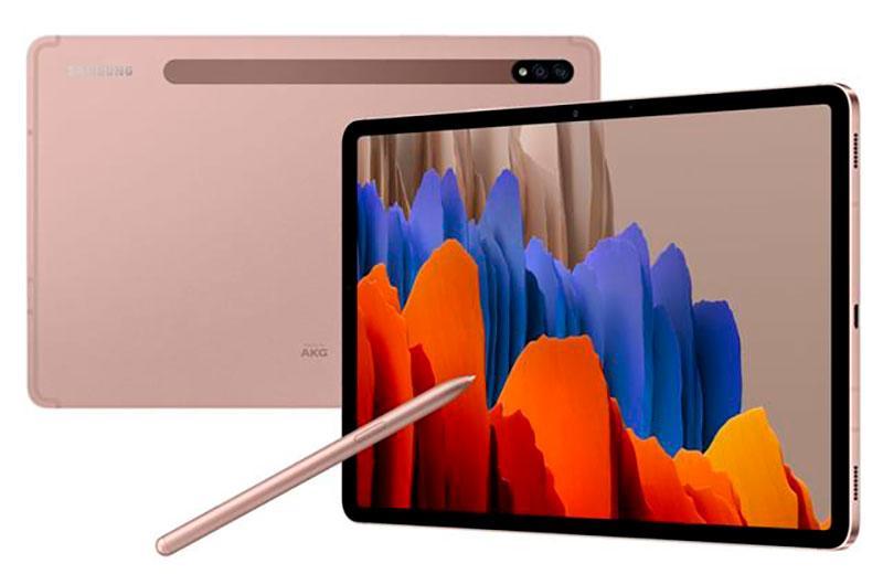 Samsung Galaxy Tab S7 – лучший планшет на Android 2021 года