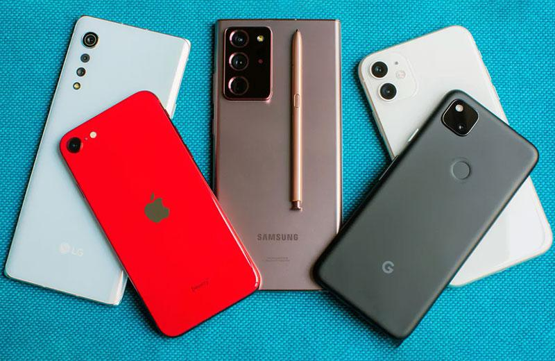 ТОП 10 смартфонов 2021 года цена-качество