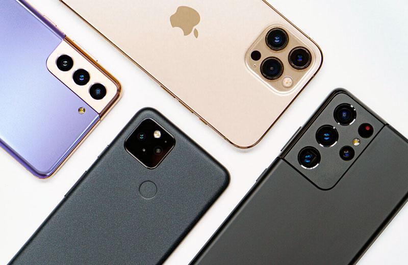 ТОП 10 телефонов 2021 года – Рейтинг лучших