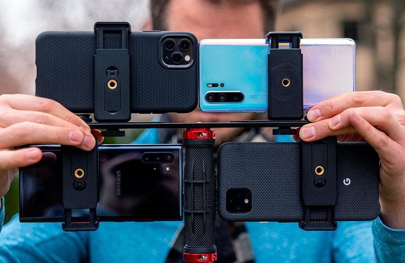 Как можно больше камер