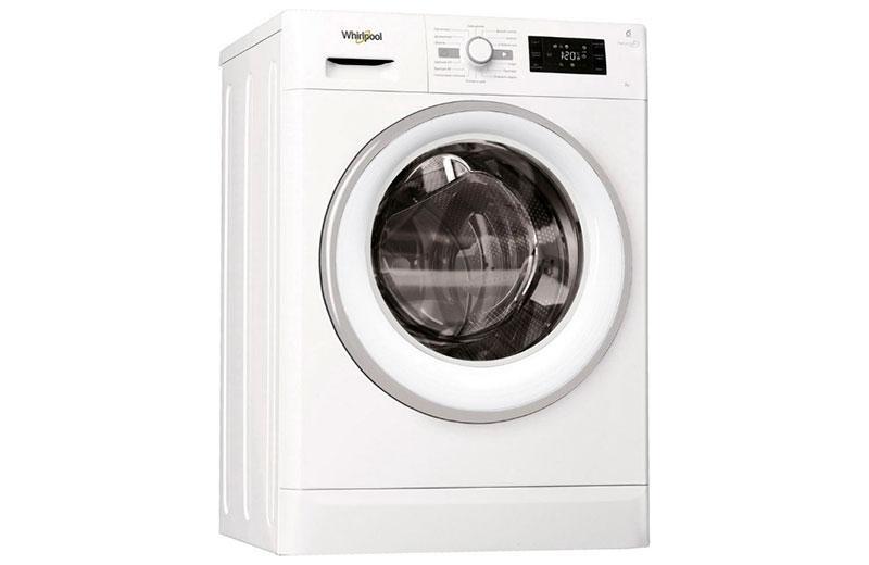 Whirlpool FWSG 71083 WSV – лучшая бюджетная стиральная машина