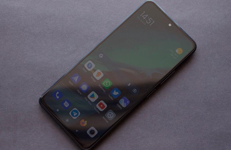 Xiaomi Mi 11X дисплей