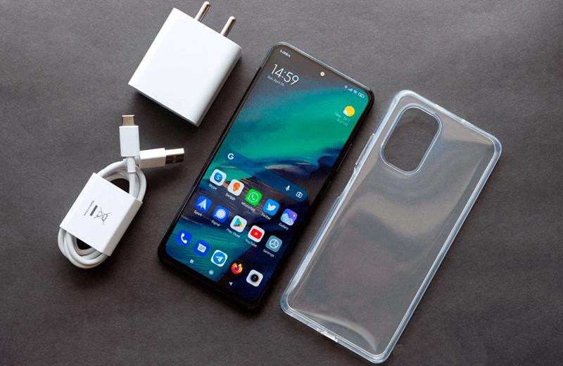 Xiaomi Mi 11X распаковка