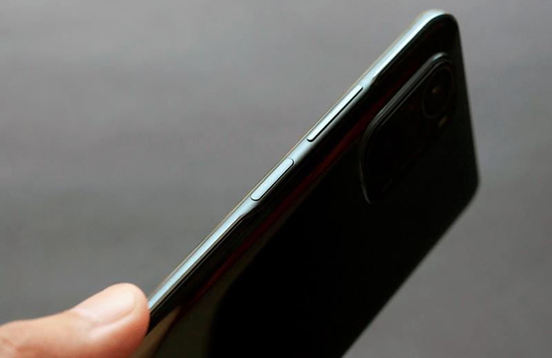 Xiaomi Mi 11X сбоку