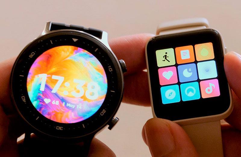 Сравнение характеристик Xiaomi Redmi Watch