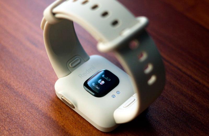 Xiaomi Redmi Watch датчик ЧСС