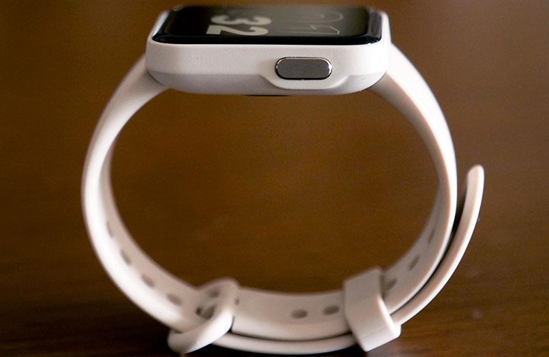 Xiaomi Redmi Watch кнопка управления