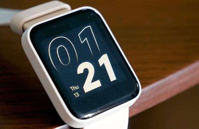 Xiaomi Redmi Watch экран