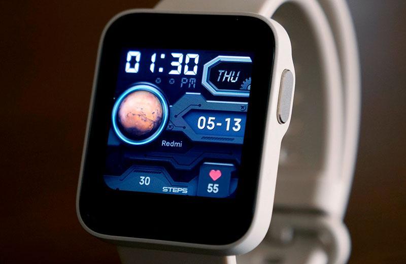Xiaomi Redmi Watch дисплей