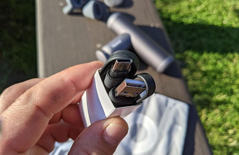 Xiaomi Yunmai Extra Mini кабель зарядки
