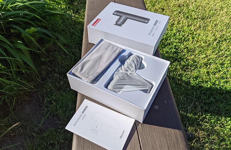 Xiaomi Yunmai Extra Mini из коробки