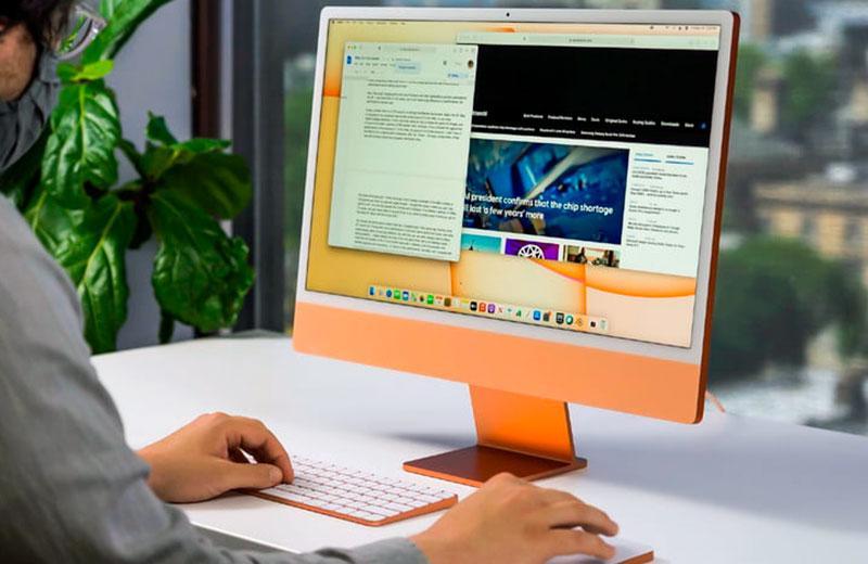 Производительность Apple iMac 24 M1 (2021)