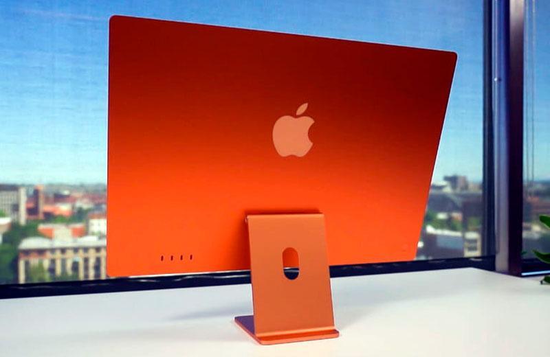 Apple iMac 24 M1 (2021) обзор
