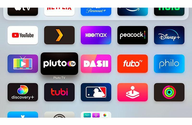 Программное обеспечение Apple TV 4K (2021)