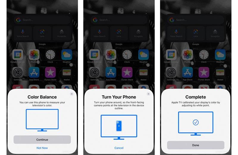 Управление Apple TV 4K (2021) со смартфона