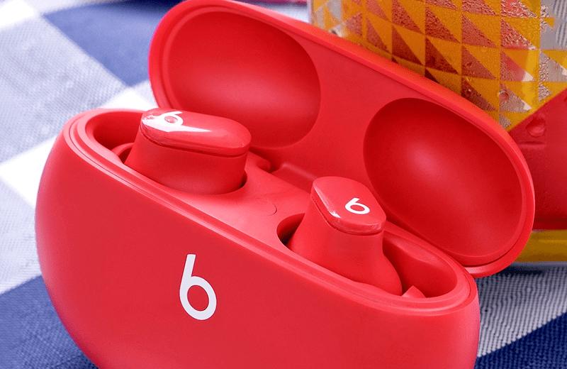 Беспроводные наушники Beats Studio Buds