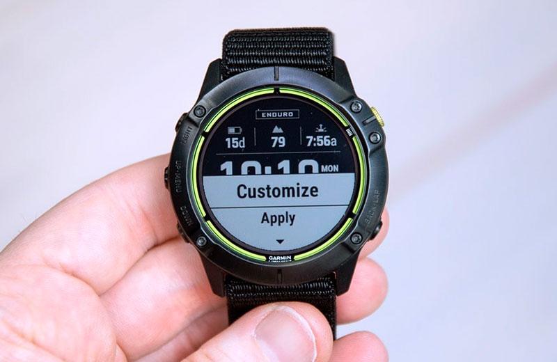 Спортивные часы Garmin Enduro