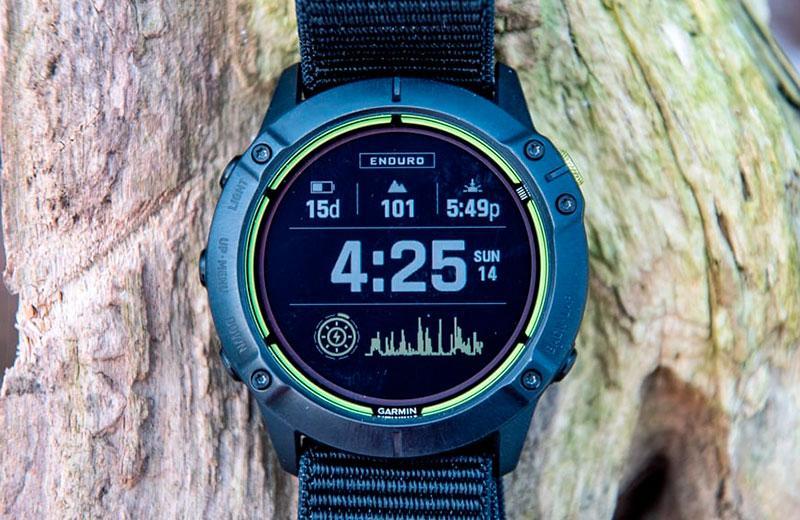 Часы Garmin Enduro