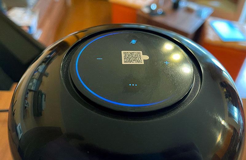Функции Huawei Sound