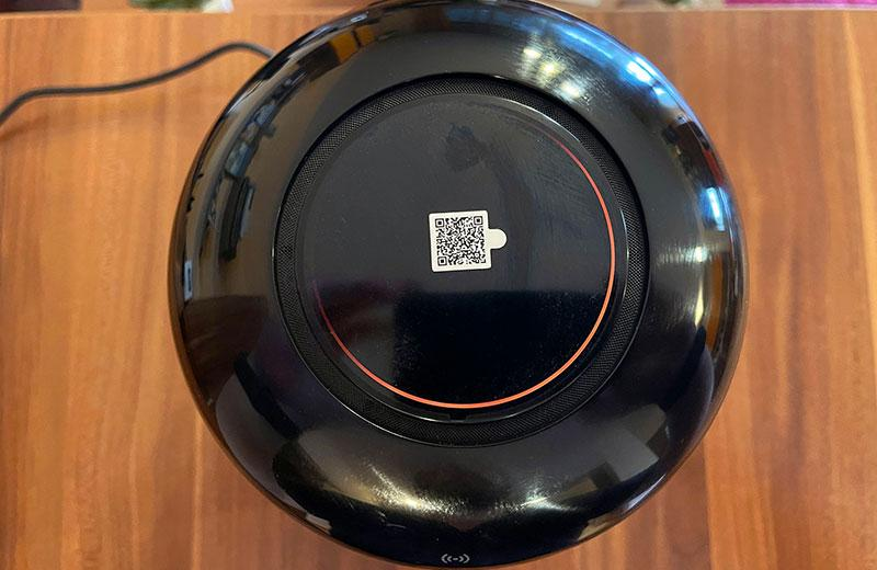 Управление Huawei Sound