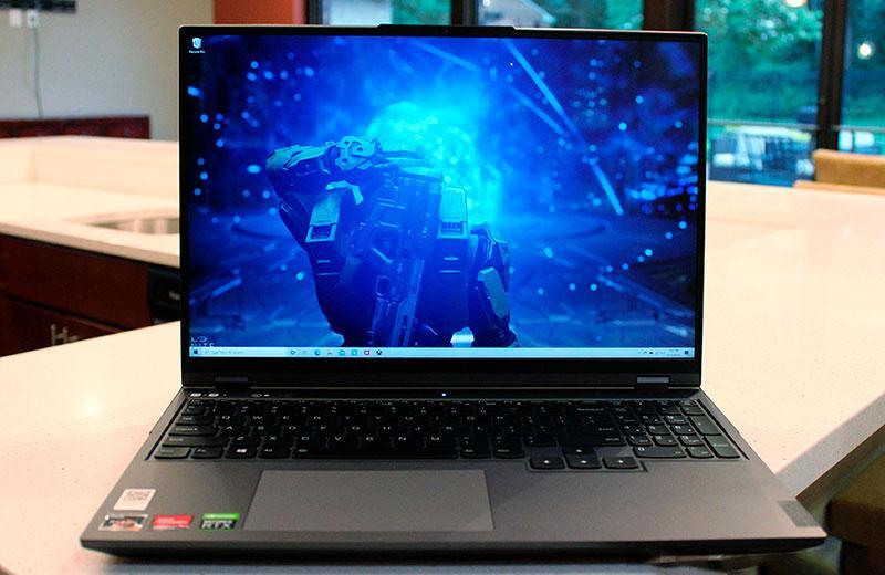 Обзор Lenovo Legion 5 Pro