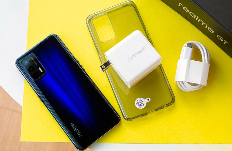 Realme GT 5G комплект поставки