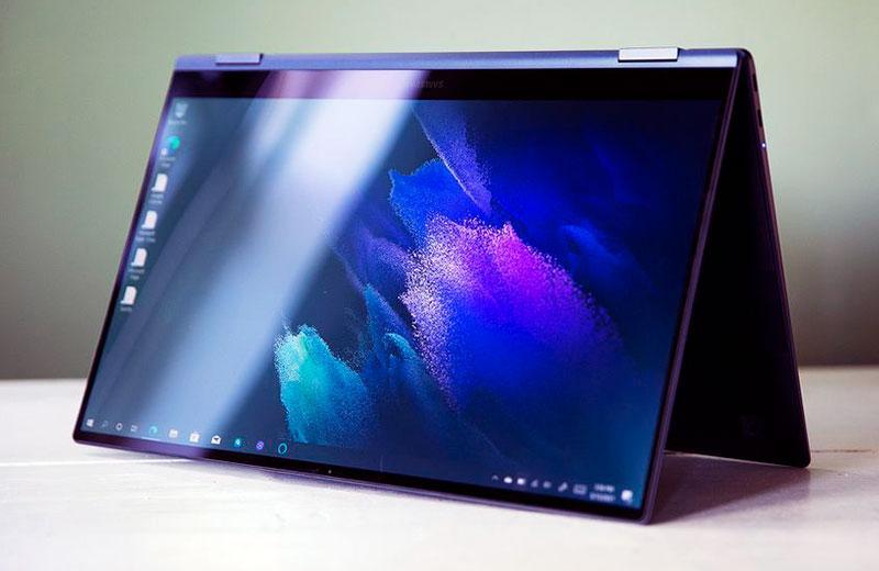 Samsung Galaxy Book Pro 360 ноутбук трансформер