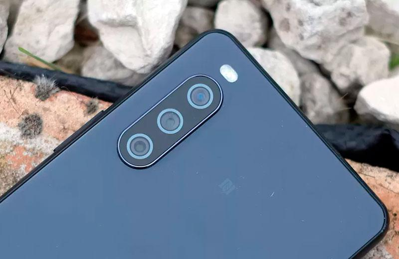 Sony Xperia 10 III камера смартфона