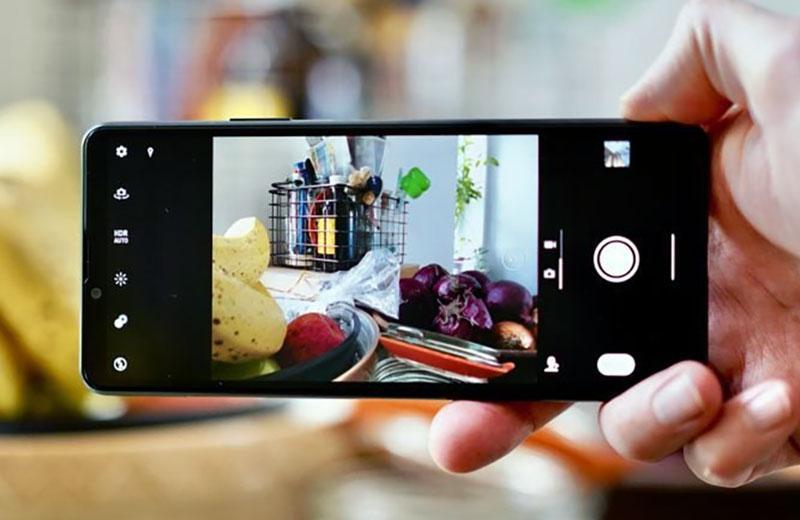 Съёмка Sony Xperia 10 III