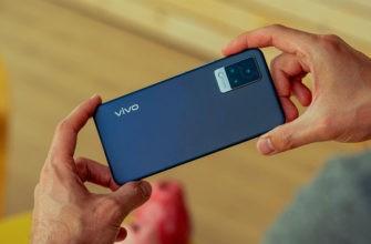 Обзор Vivo V21 5G смартфона для селфи и Instagram — Отзывы TehnObzor