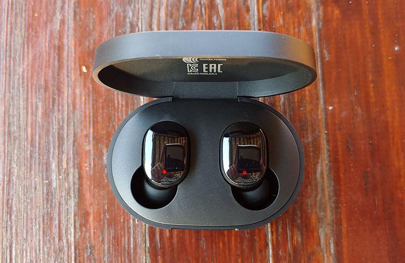 Дизайн Xiaomi Mi True Wireless Earbuds Basic 2S