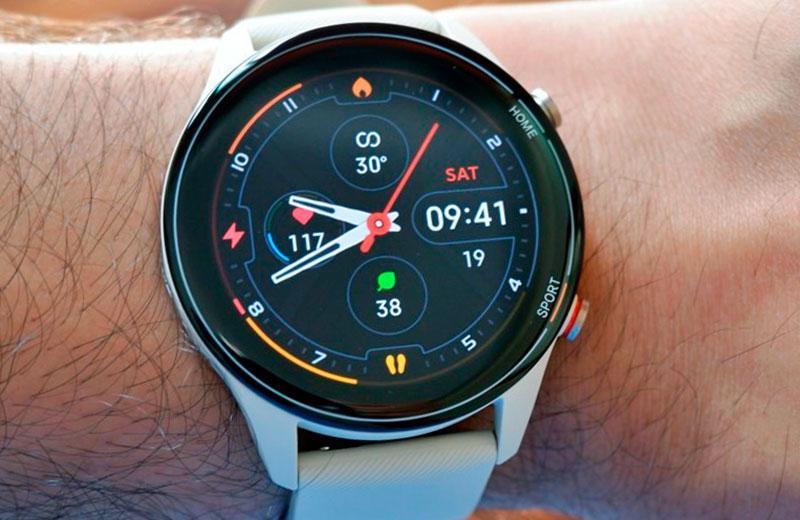 дисплей часов Xiaomi Mi Watch