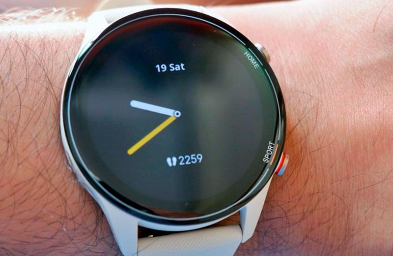 Тест Xiaomi Mi Watch