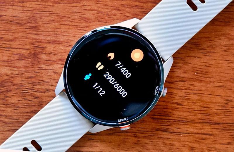 Xiaomi Mi Watch фитнес функции