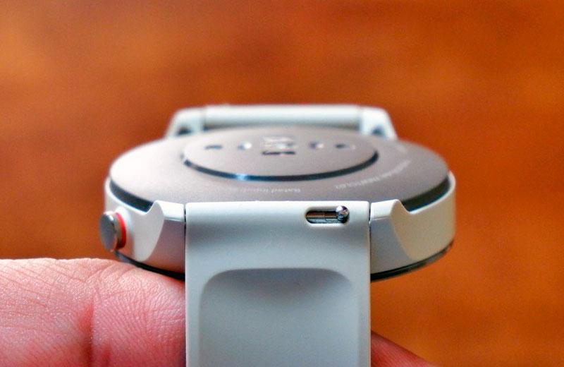 Дизайн Xiaomi Mi Watch и конструкция