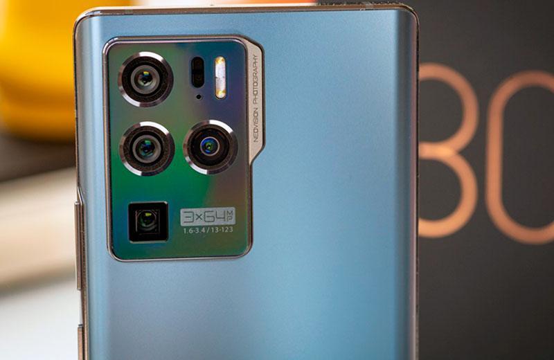 Камеры ZTE Axon 30 Ultra 5G