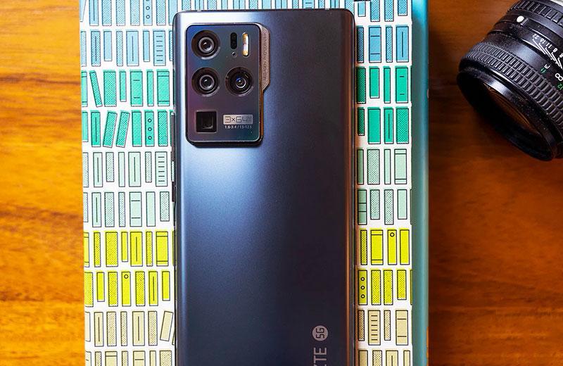 ZTE Axon 30 Ultra 5G качество камер