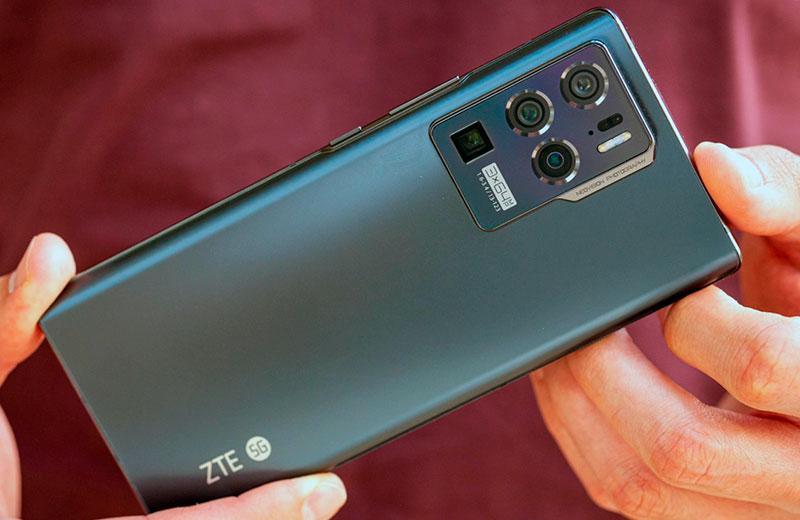 Производительность ZTE Axon 30 Ultra 5G