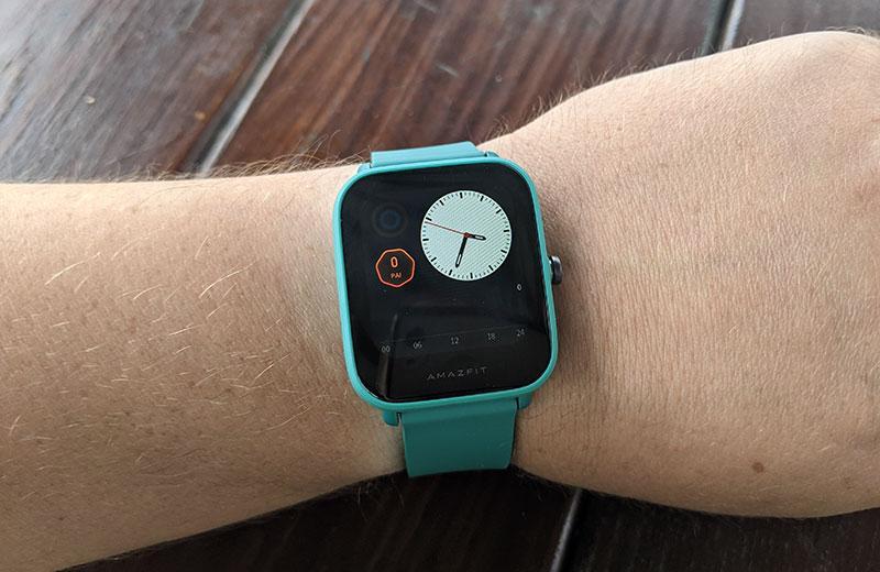 Часы Amazfit Bip U Pro