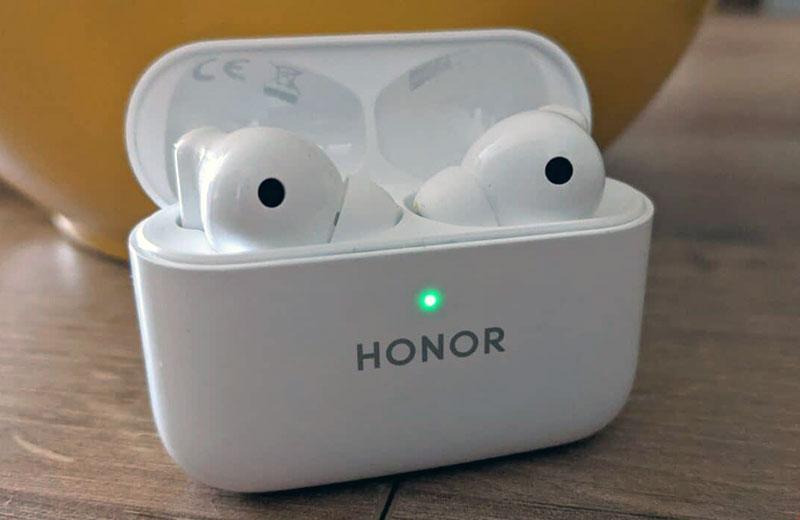 Подключение HONOR Earbuds 2 Lite