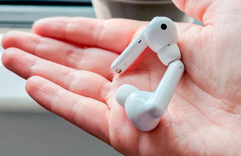 Тест HONOR Earbuds 2 Lite