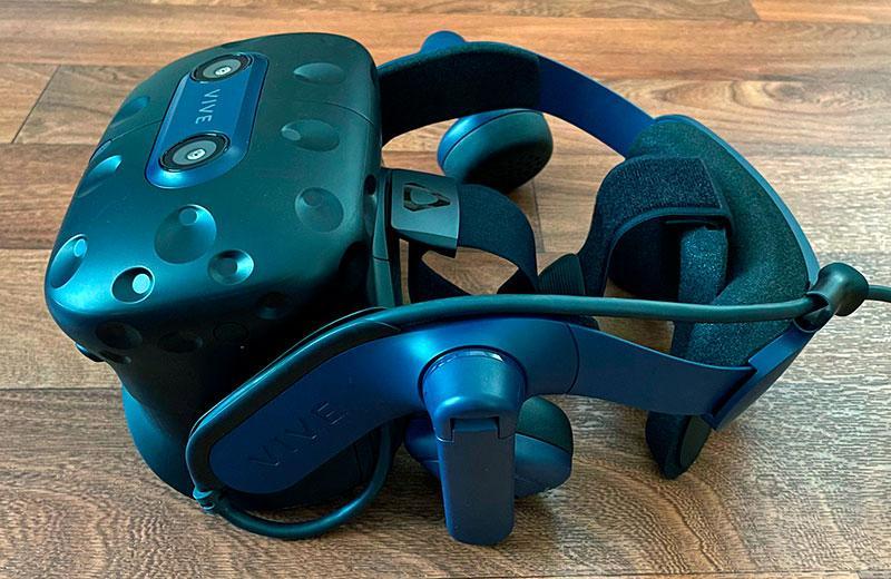 Тест HTC Vive Pro 2
