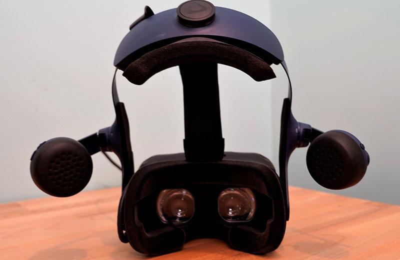 HTC Vive Pro 2 качество отображения