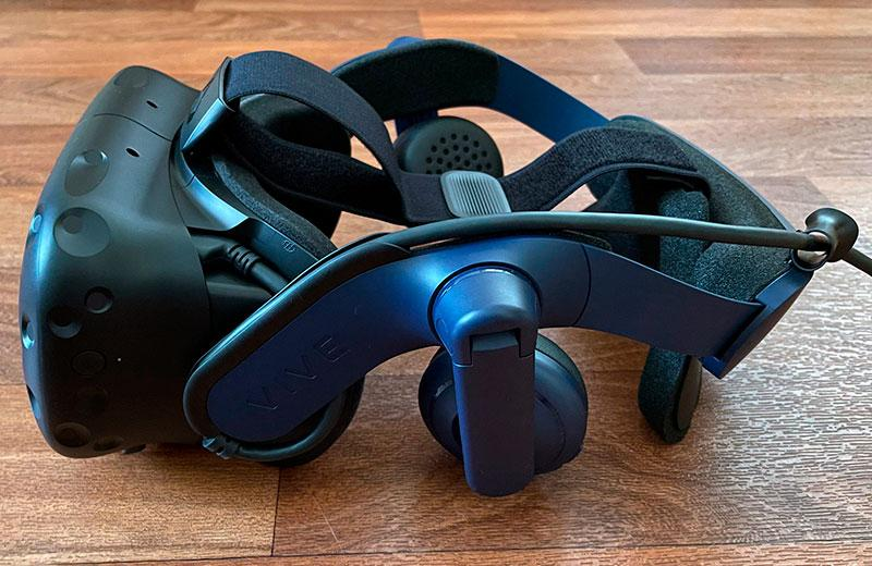HTC Vive Pro 2 тестирование